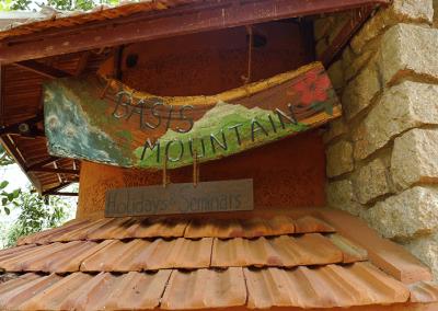 BASIS Mountain Eingang