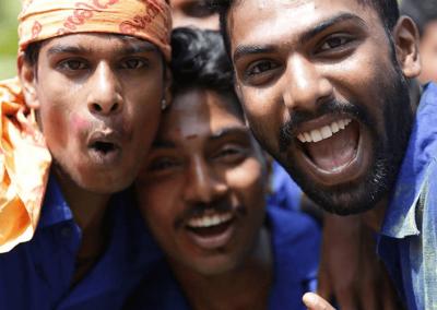 indische Lebensfreude